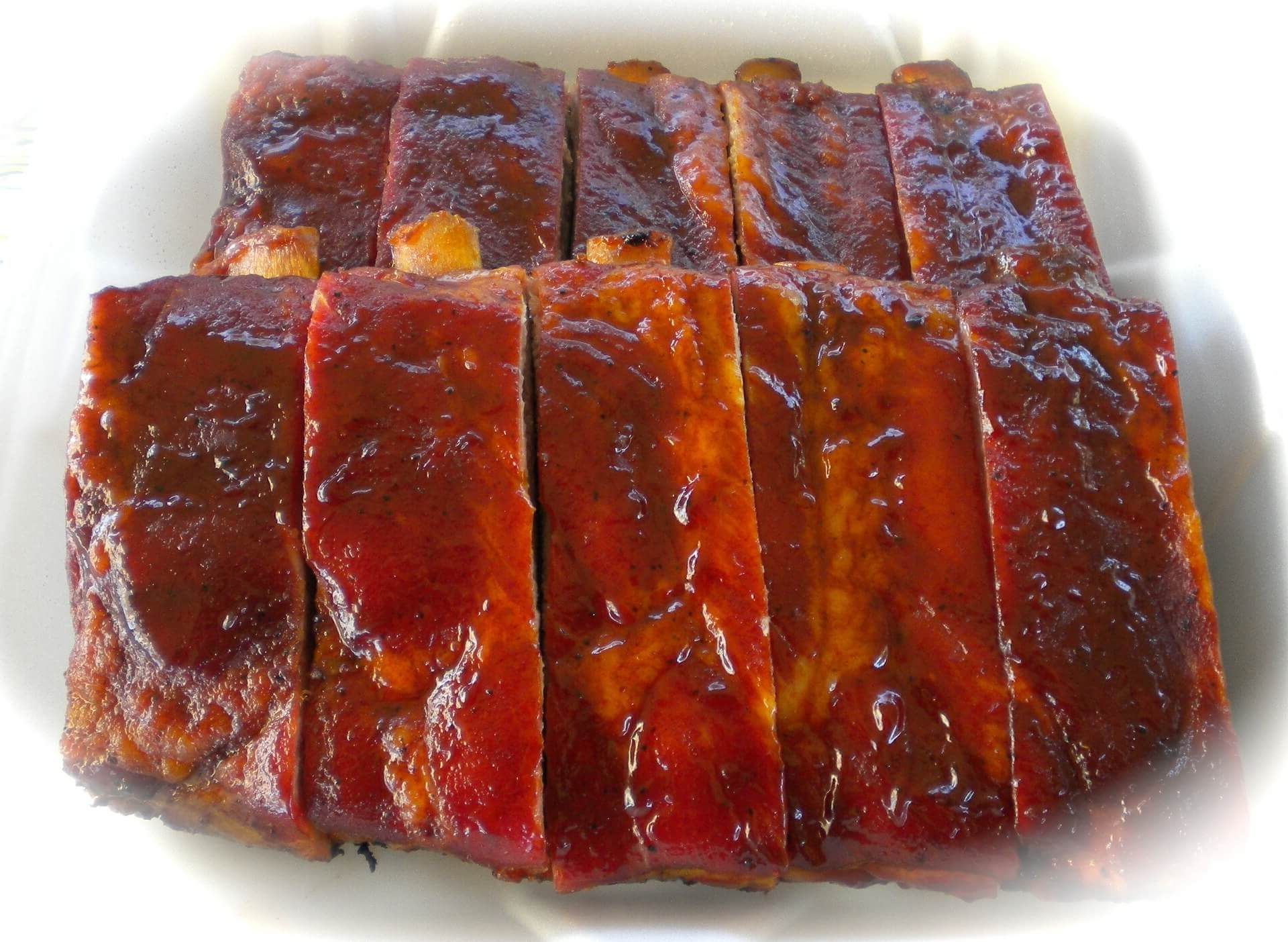glazed-pork-ribs
